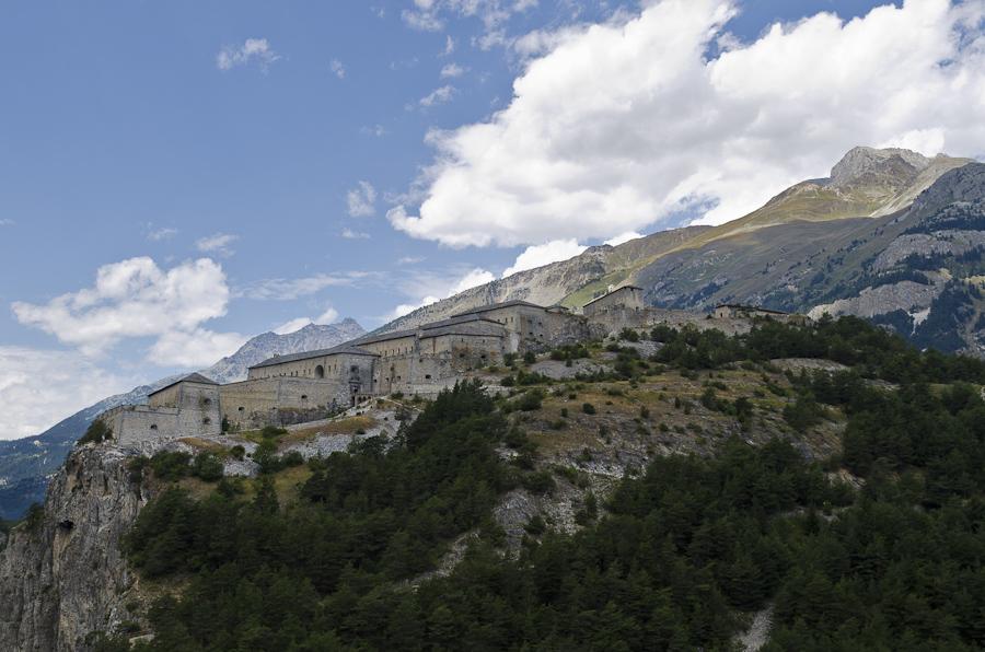 Fort Ste-Th&eacuterèse