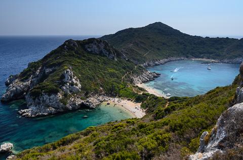 Agios Georgios Bay, Corfu